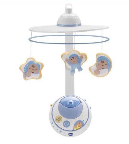 Музична інтерактивна іграшка Chicco на ліжечко «Чарівні зірочки»