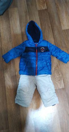 Комбинезон mothercare H&M курточка штаны мозекеа 12-24 месяцев