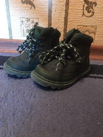 Детские демисезонные ботинки Zara 22 р