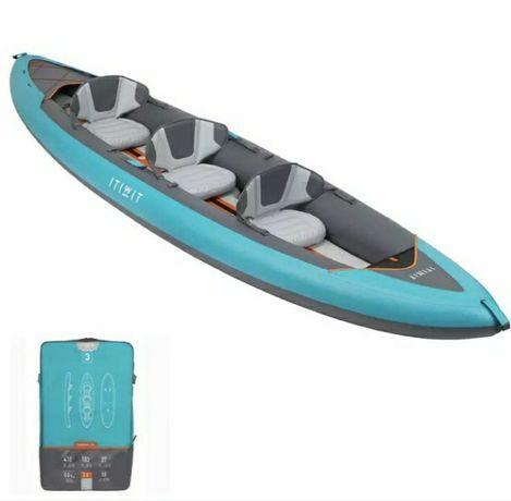 Kayak / Canoa insuflavel / Caiaque K3 Rental