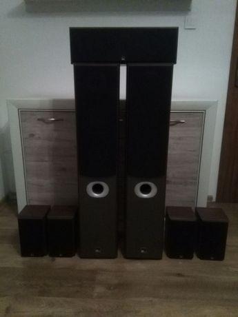 Zestaw kolumn głośnikowych M audio HTS 700 komplet 7. 0
