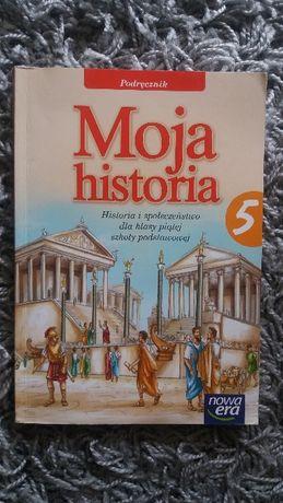"Podręcznik ""Moja historia 5"" Nowa era"