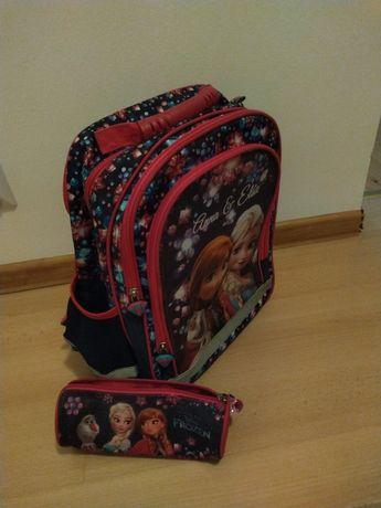 Plecak szkolny w bardzo dobrym stanie