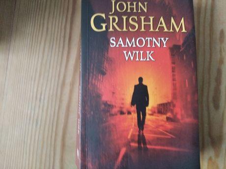 John Grisham Samotny Wilk