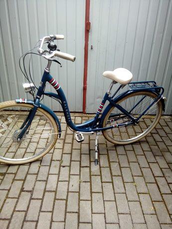rower damka trzy biegowa