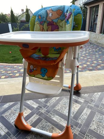 Крісло для годування chicco polly