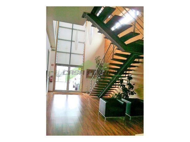 Pavilhão industrial c/ escritórios - Albergaria a Velha -...