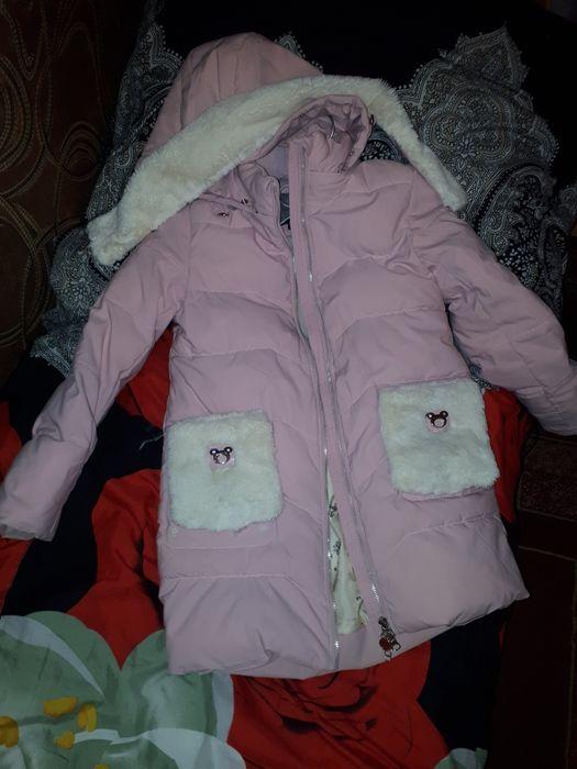 Куртка зимова 128 _134 Ивано-Франковск - изображение 1