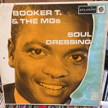 Vinil: Brooker T & the Mg's - Soul Dressing 1964