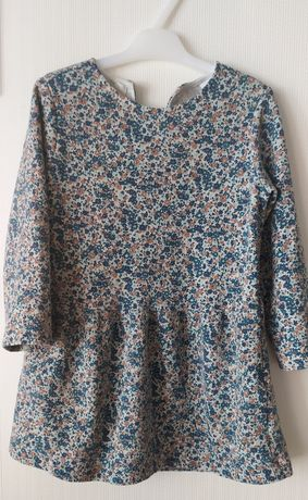Sukienka dla dziewczynki Zara 98