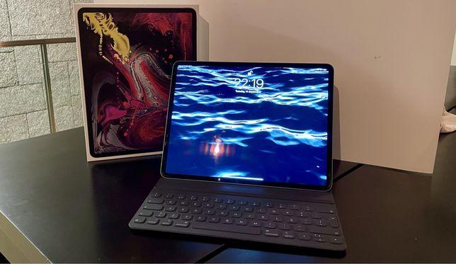 iPad Pro 3ª Geração - 256 GB - Cinzento Sideral
