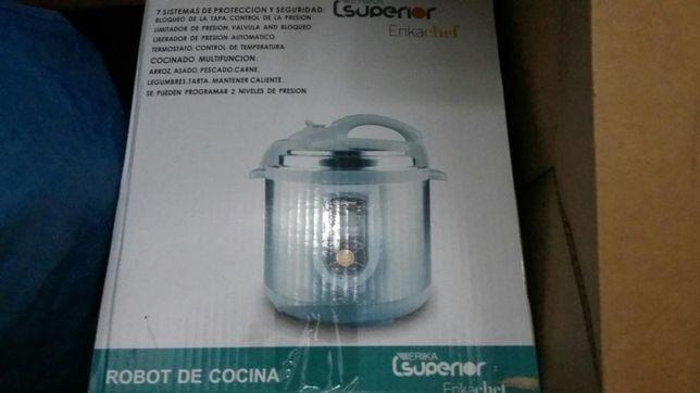 Robot de cozinha erikachef