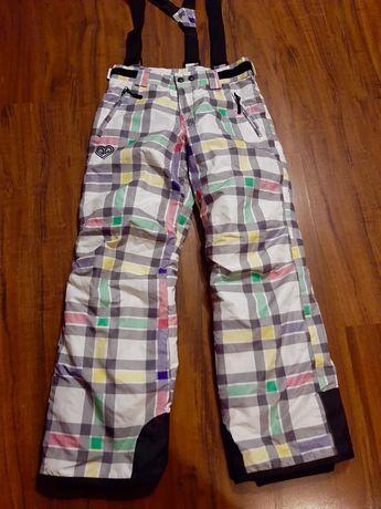Spodnie narciarskie damskie s m 164 cubus oneill 4f salomon rossignol