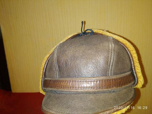 Продам шапку зимнюю, натуральная цегейка.