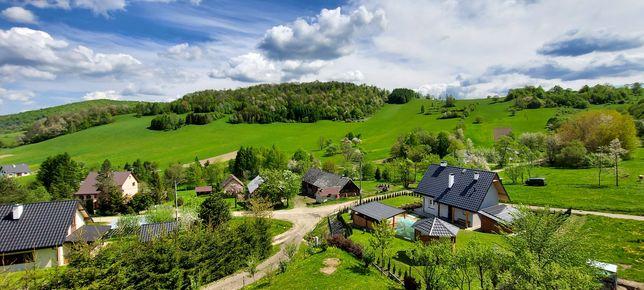 Domek domki bieszczady