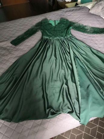 Wieczorowa suknia LUNA marki EMO.