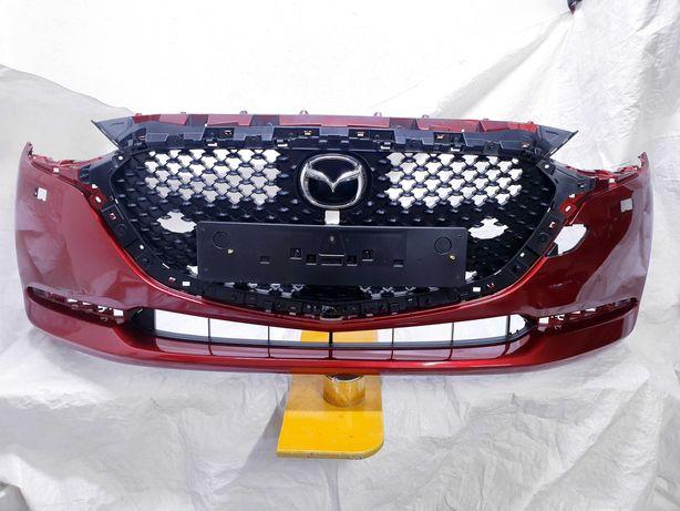 Zderzak Mazda 2 II 5 V 2020 pod spryski