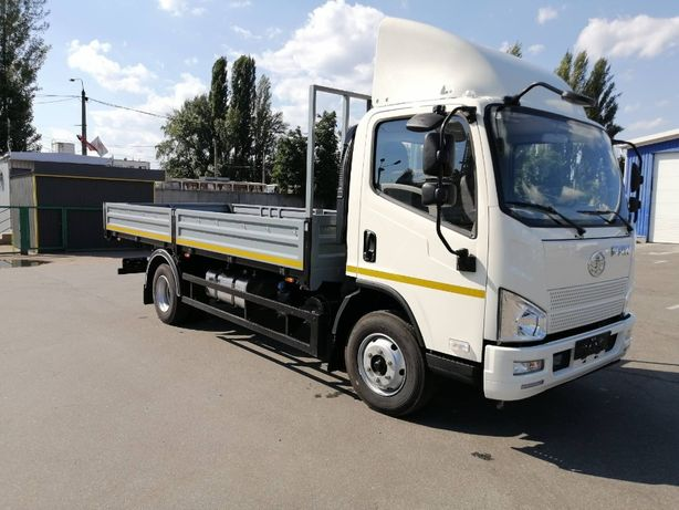 Новый бортовой грузовик FAW Tiger V в кредит, лизинг, обмен