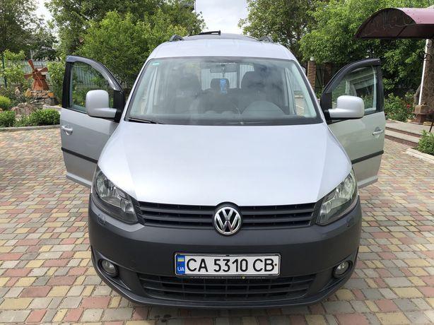 Volkswagen Caddy пасс