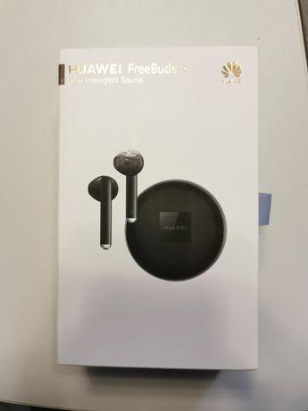 Huawei Freebuds 3 CZARNE