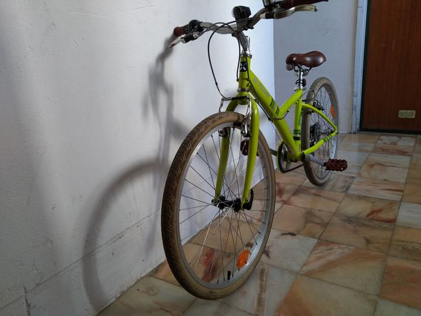 Bicicleta Decathlon Btwin Poply 300 roda 24 nova