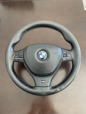 Volante e airbag BMW serie 5 pack M