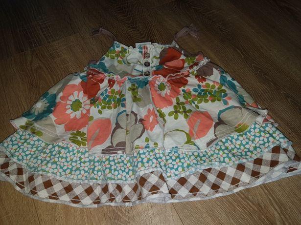 Next sukienka tunika letnia r.98 2/3latka