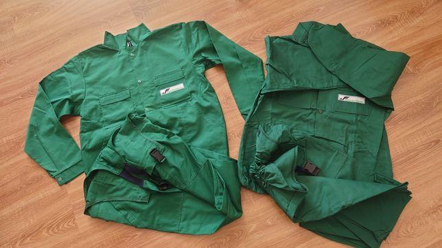 Nowe ubranie robocze kombinezon roboczy ochronny warsztat mechanik