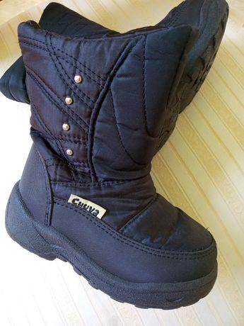 Термо Сапоги ботинки