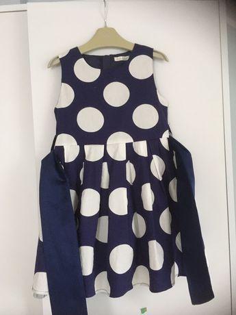 Sukienka dla 4-5 lat, 104-110cm