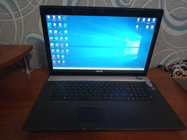 Asus N71JA, core i5-430m 8gb ROM 320HDD