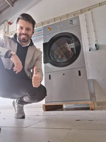 Máquina de secar roupa industrial Self-service lares e hospitais