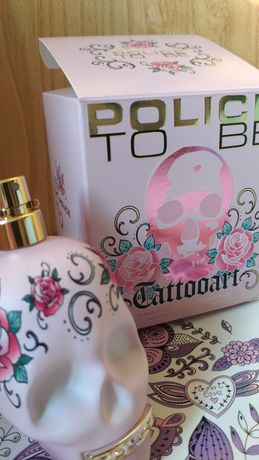 Police To Be, парфюмированая вода.