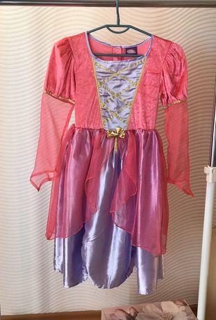 Красивое платье принцессы,карнавальный костюм