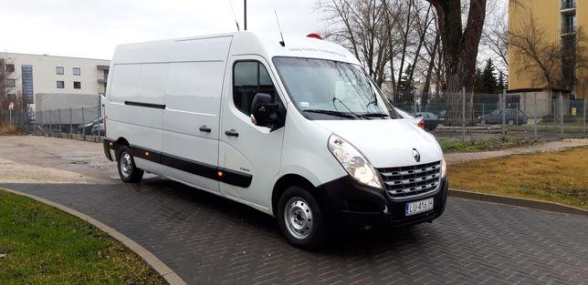 Renault Master Bus blaszak L3 H2 Max 2.3 125 km