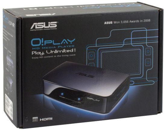 Продам медиаплеер Asus O!Play HDP-R1