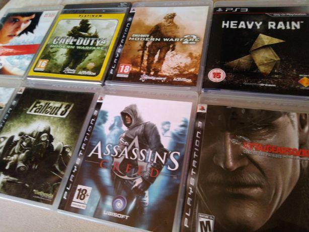Vários Jogos PS3 (PlayStation 3)