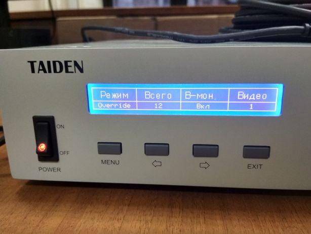 Конференц-система TAIDEN HCS-3600 (12 чел.)
