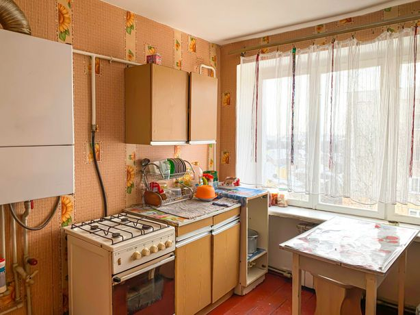 Продам 2 кімнатну квартиру з АВТОНОМНИМ ОПАЛЕННЯМ