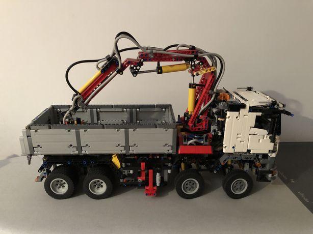Lego 42043 Mercedes Arocs