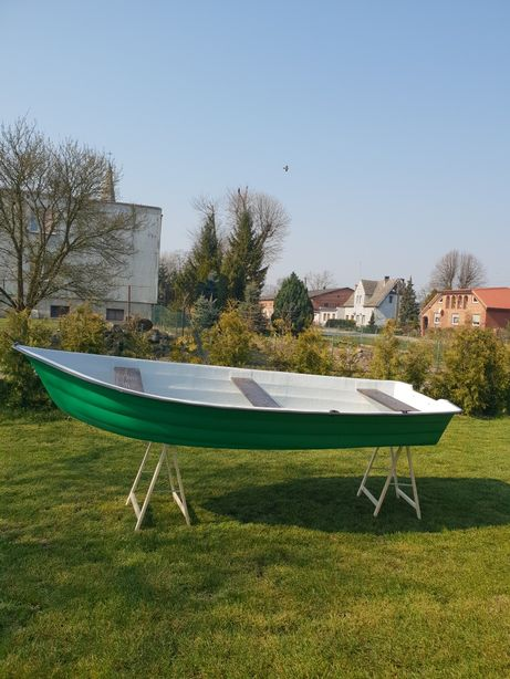 3.60x1.40 łódz łódka lodzie lodki wędkarska wędkarskie