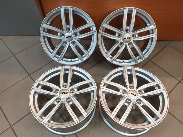 ALUFELGI 7 J16 ET48 5x112 VW AUDI SEAT SKODA ATS Nowe piękne !!!