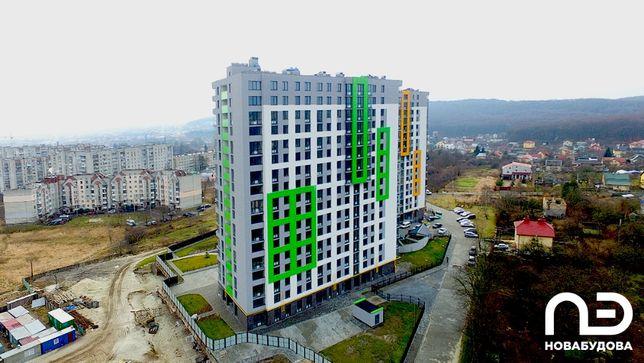 1 кім. квартира 42.33 ЖК Щасливий 3 черга Бігова 17Б НоваБудова