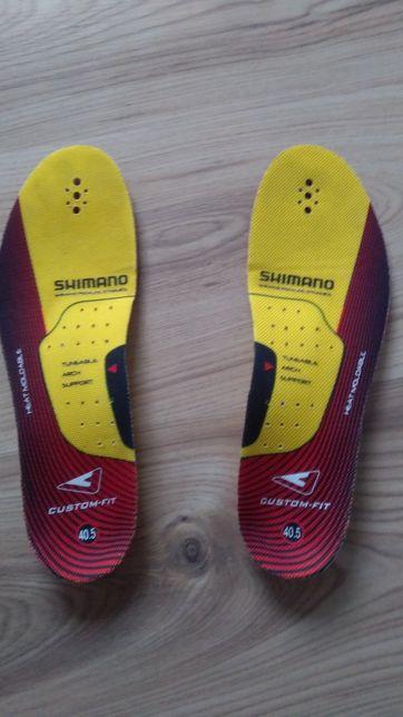 Wkładki do butów Shimano formowalne 40.5
