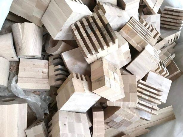Drewno opałowe Suche Dąb Buk Brzoza
