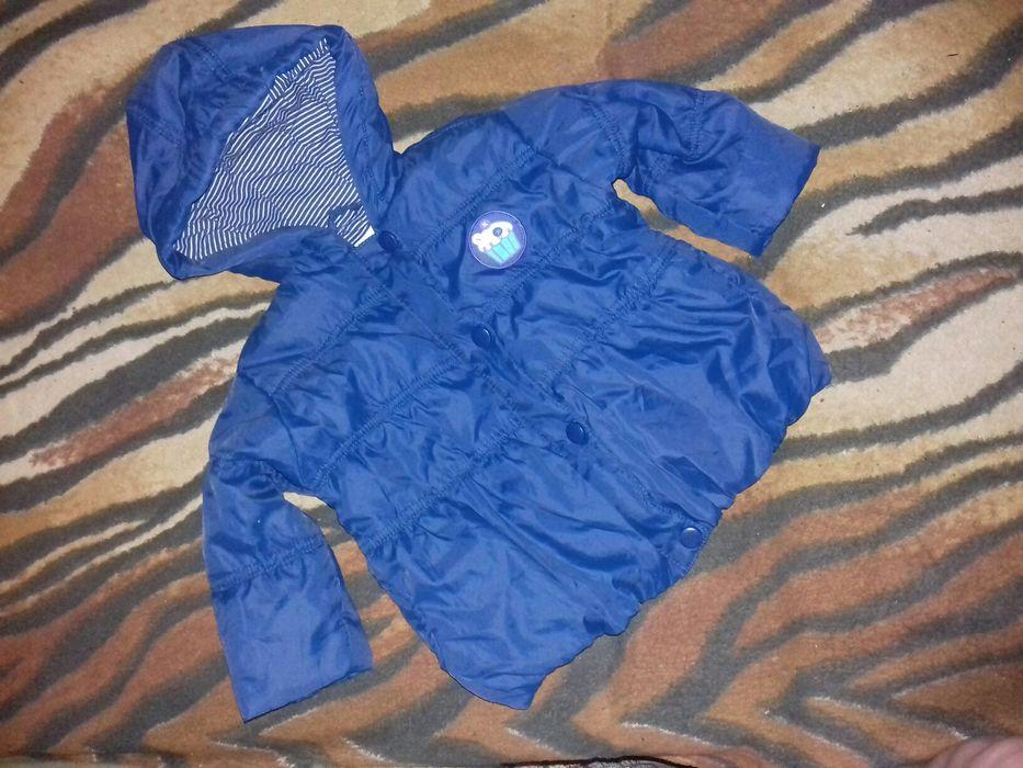 Курточка демисезонная Логачевка - изображение 1
