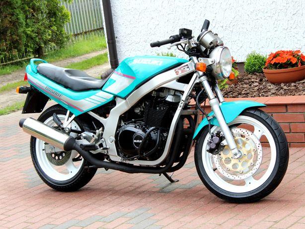 *Suzuki GS 500E Slingshot*Super Stan*Kategoria A2*