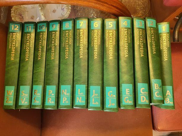 Encyklopedia Powszechna 12 Tom