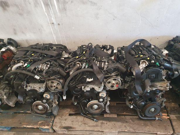 Motor psa 1.6hdi 90cv/110cv 9hx/9hy/9hz