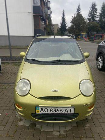 Автомобіль Chery QQ